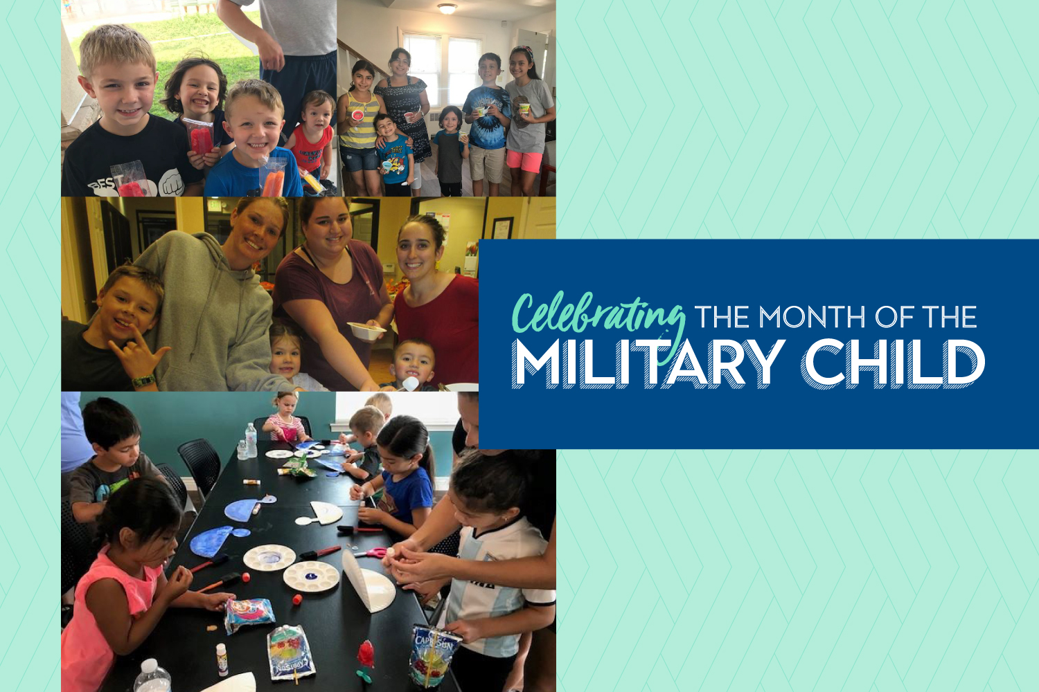 Balfour Beatty Communities celebrates Month of the Military Child  at bases across the country