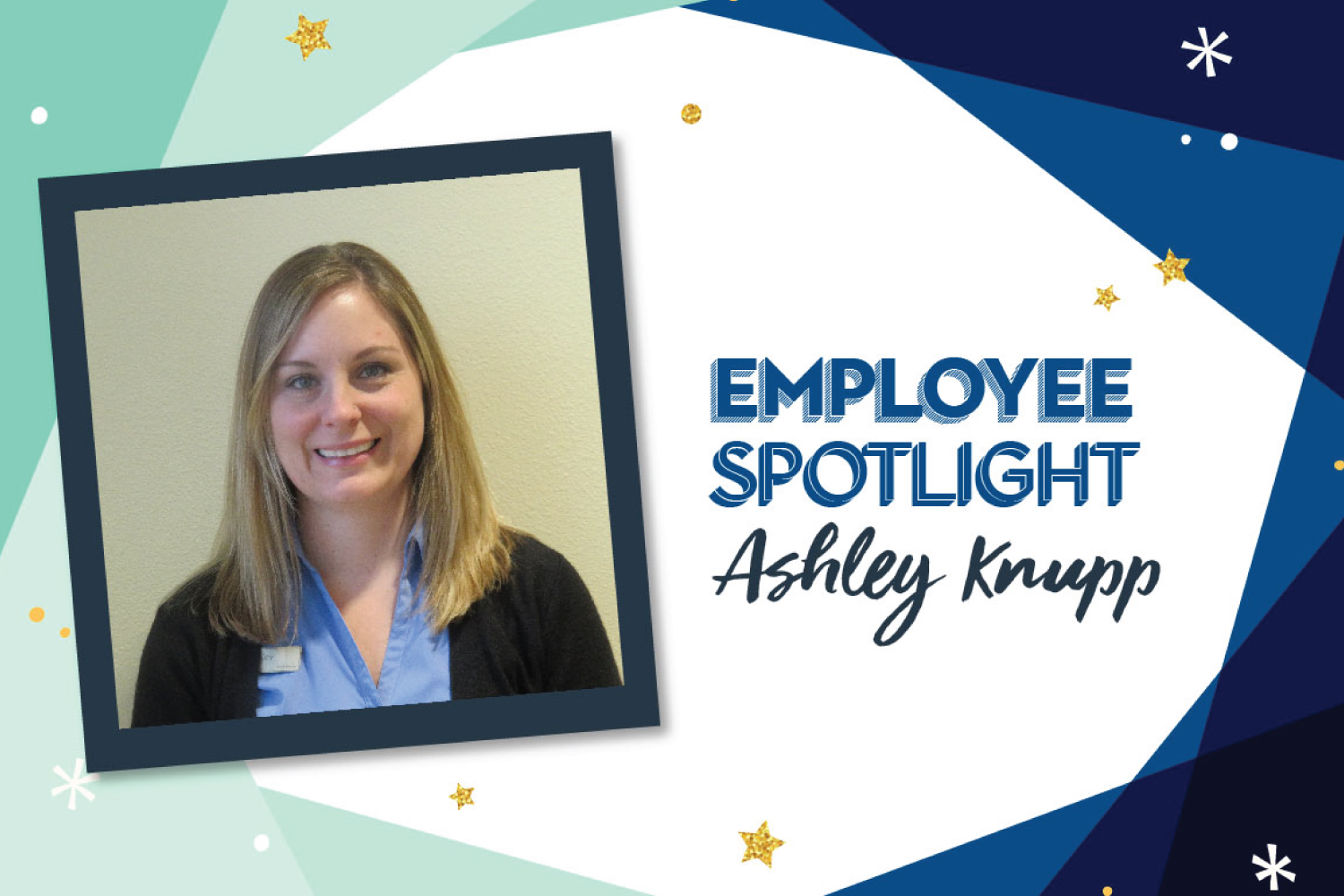 Employee Spotlight: Ashley Knupp