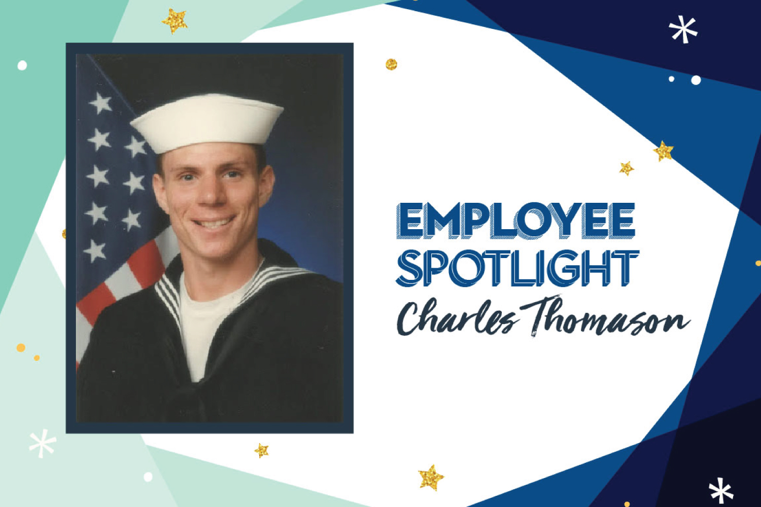 Employee Spotlight: Charles Thomason