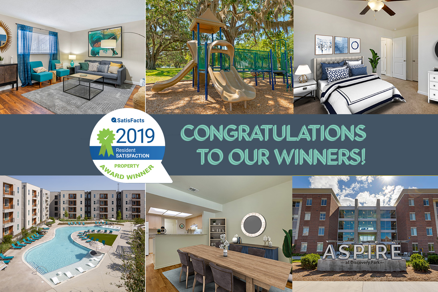 Balfour Beatty Communities military, multifamily and student properties recognized for resident satisfaction in 2019