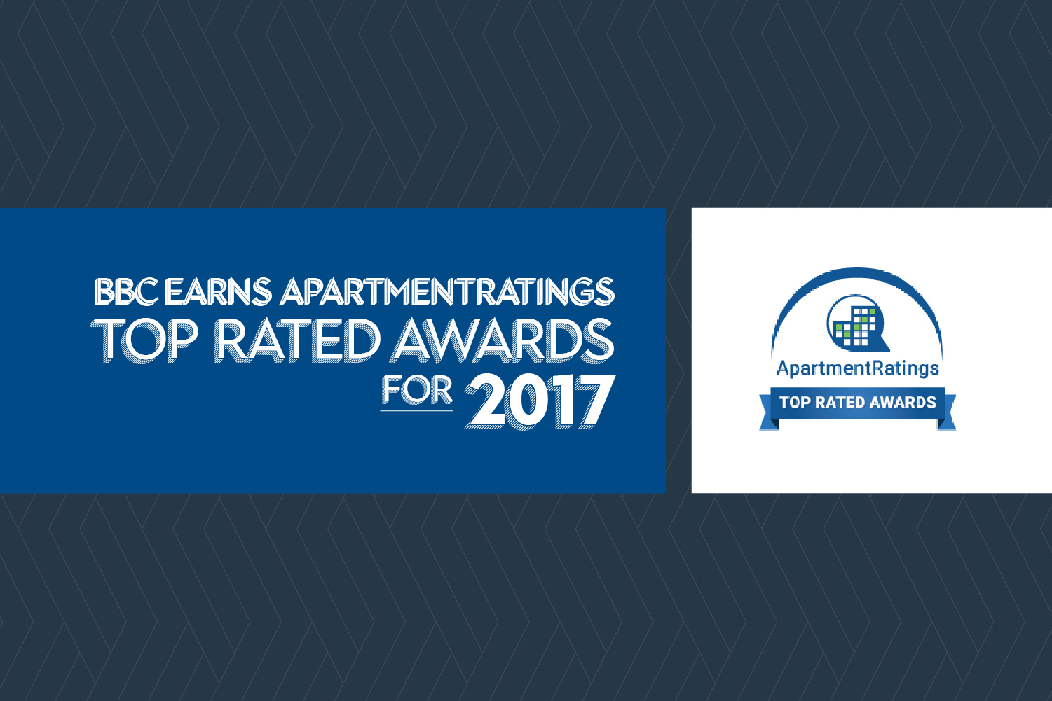 Balfour Beatty Communities Earns Apartment Ratings Top Rated Awards for 2017