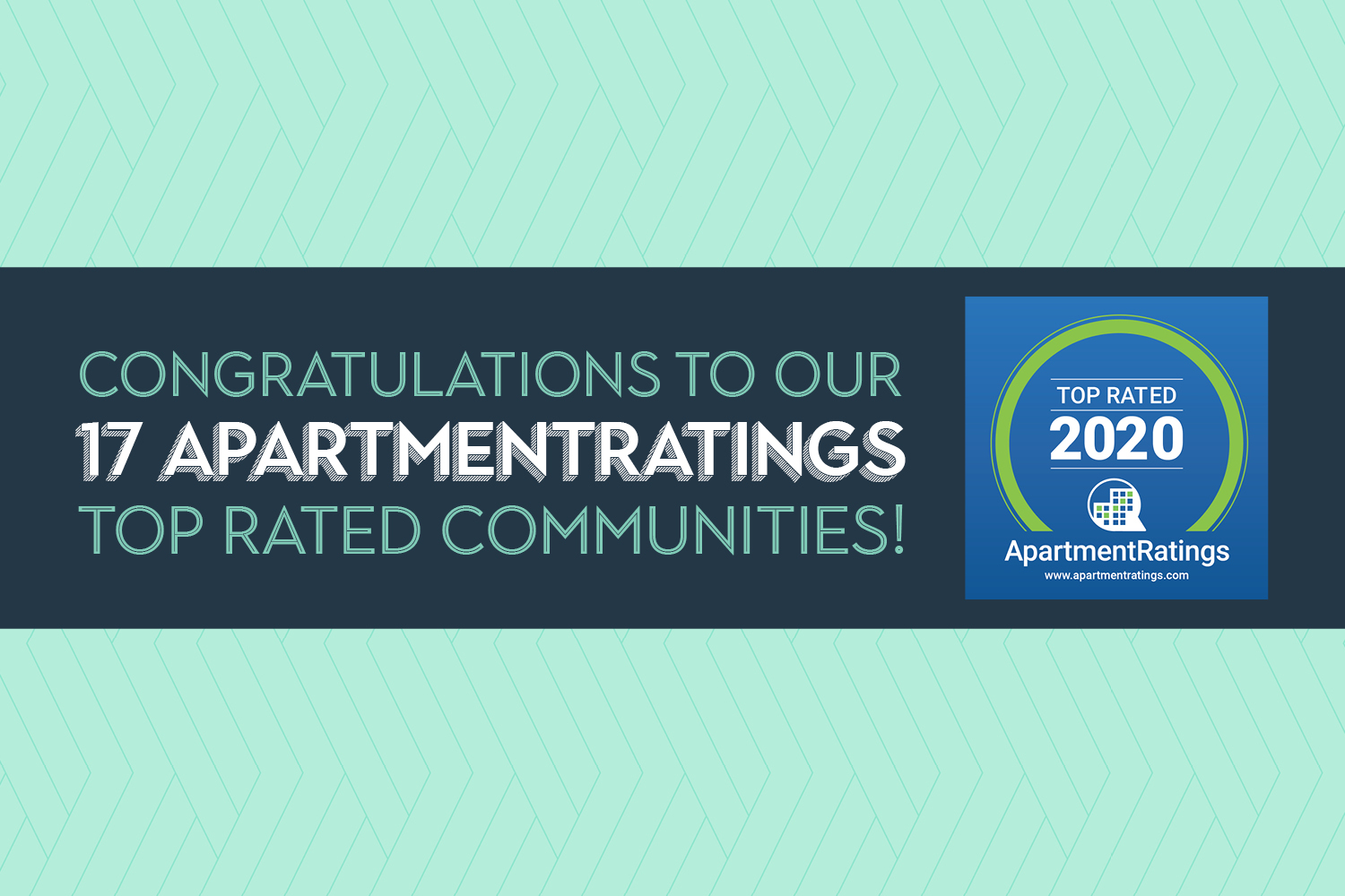 Exceptional customer service earns multifamily, student communities industry recognition